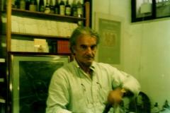 1996 personale pittura e letteratura - Libreria Einaudi - Franco Tracquilio