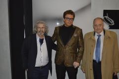 _con il Prof. Daniele Radini Tedeschi ed il Prof. Egidio M. Eleuteri
