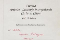 31 maggio 1997 attestato l iride