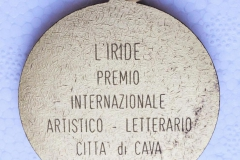 31 maggio 1997 medaglia l iride 2