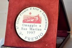 1 nobembre 1997 Repubblica di San Marino