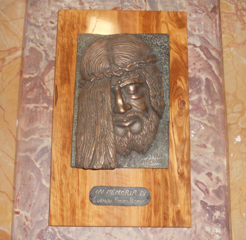 Cristo San Nicol Da Bari primo piano