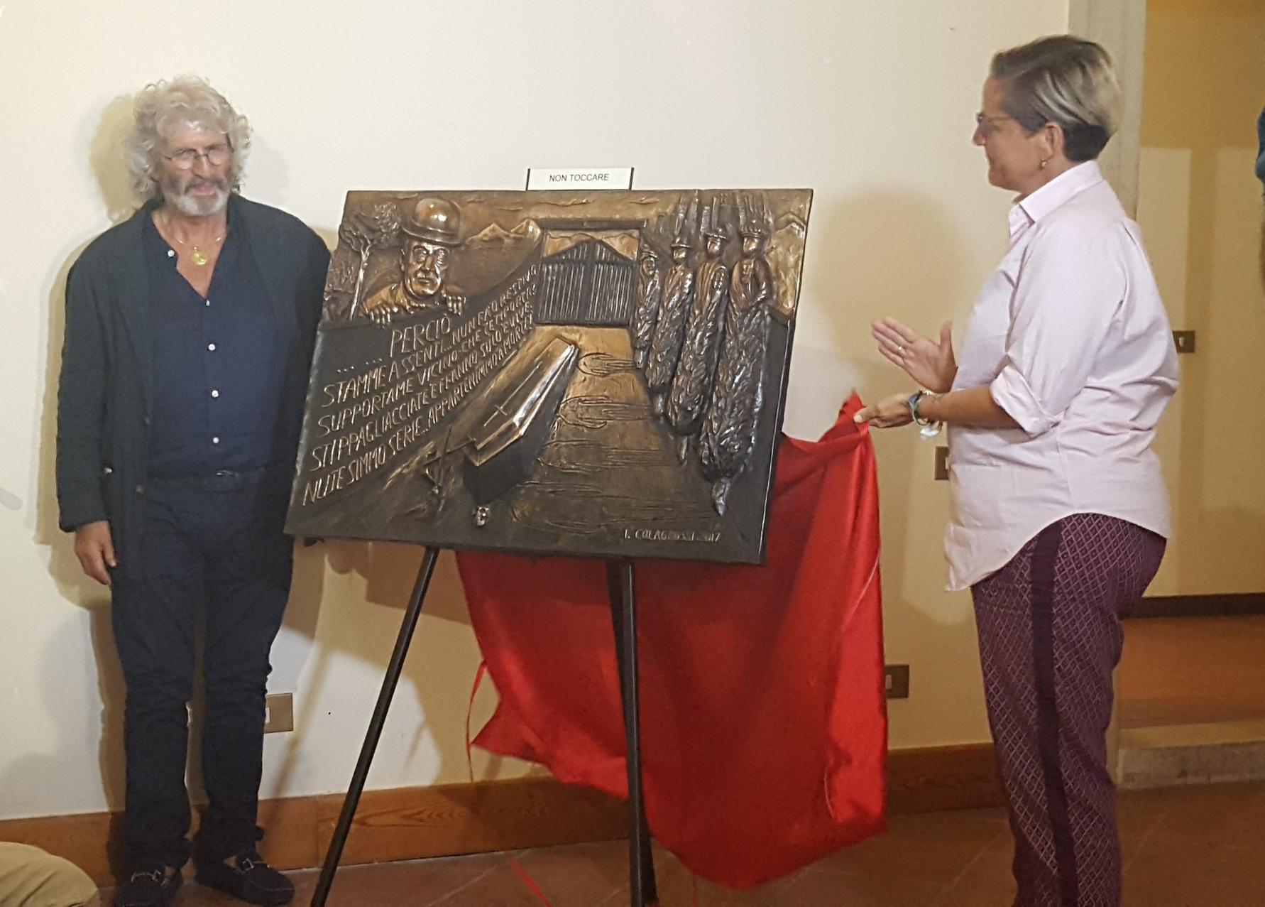 9 Scopertuta Scultura Toto Ignazio Elena de Curtis