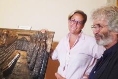 11 Toto con Elena de Curtis e Ignazio Colagrossi