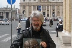 foto Ignazio Volto di Cristo udienza