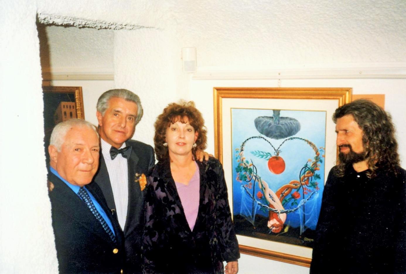 31 ottobre 7 nobembre 1998 premio arte d'autunno