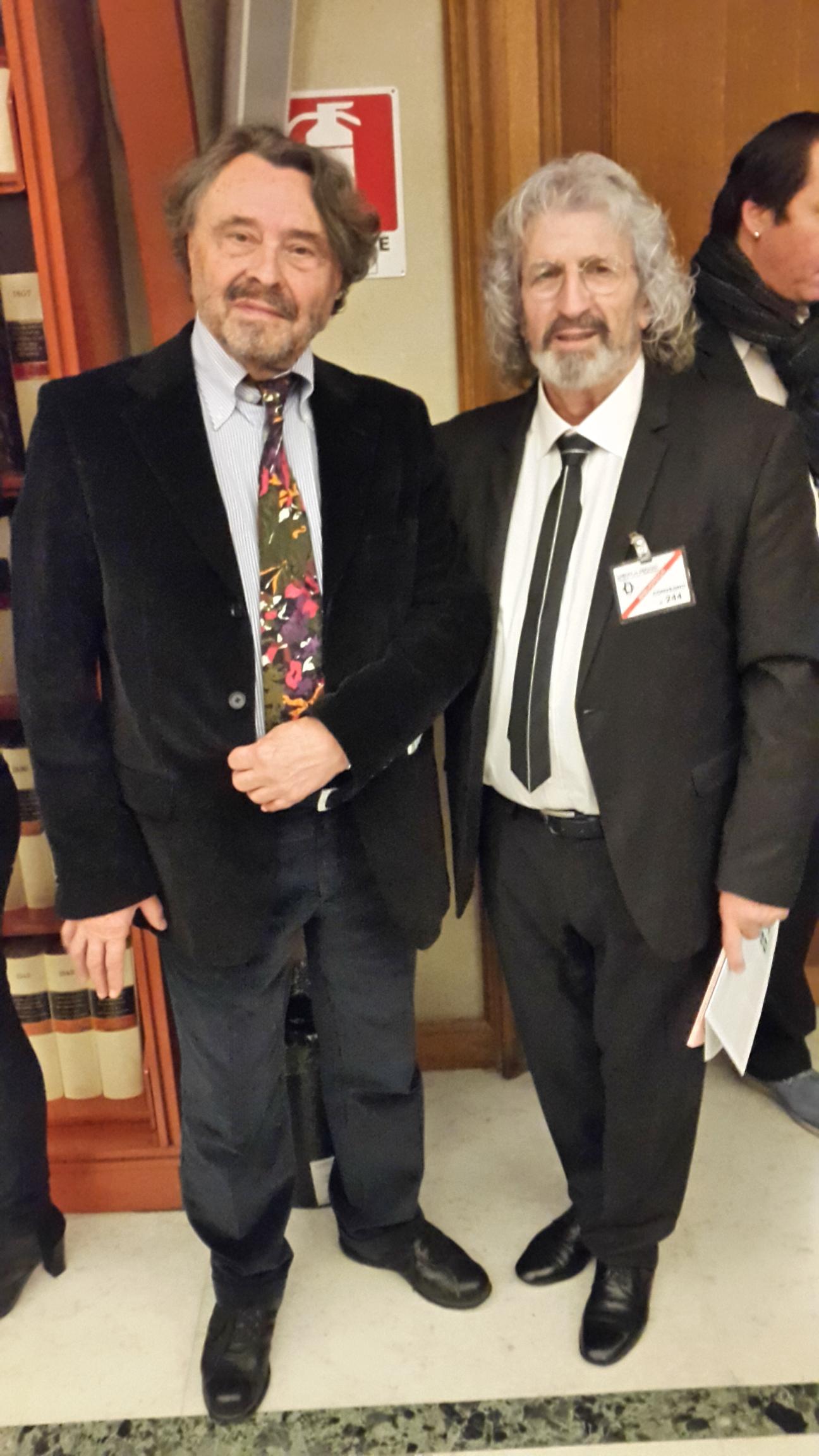 premio toto con Giovanni Brusatori
