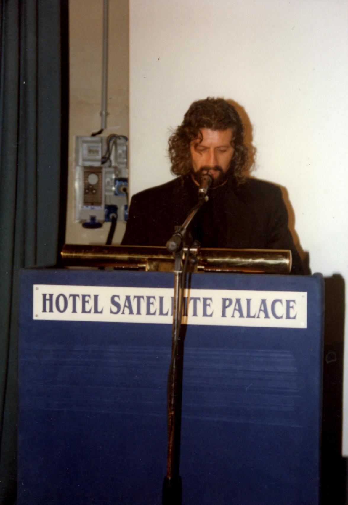 29 settembre 1996 VIII ma Edizione Premio OSTIA 3