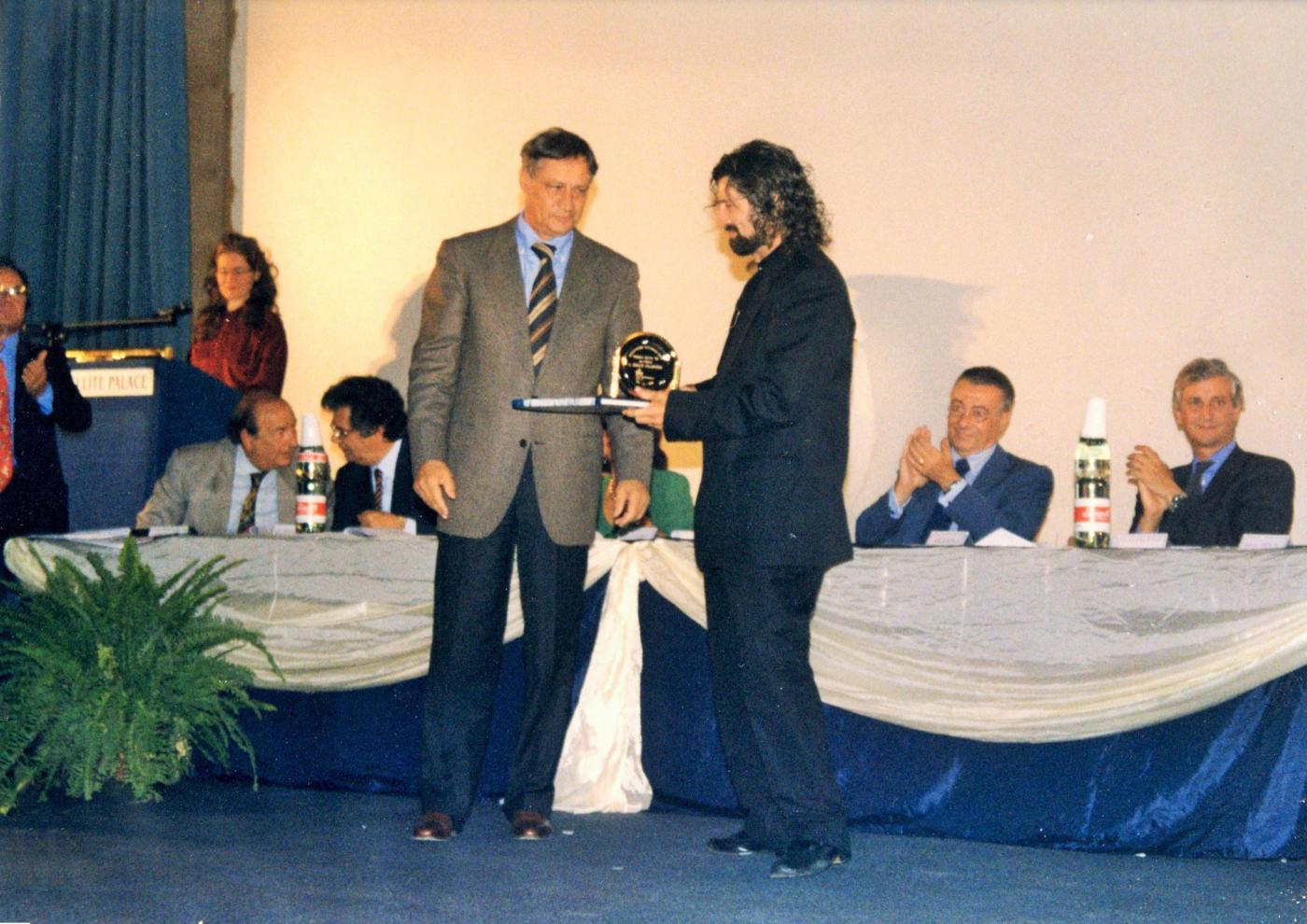 29 settembre 1996 VIII ma Edizione Premio OSTIA 2