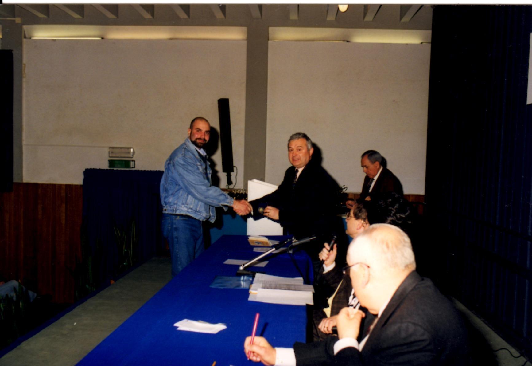 3 premio19 aprile 1998 XVI piaggio